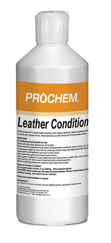 Prochem E675-01 Leather Conditioner 500ml
