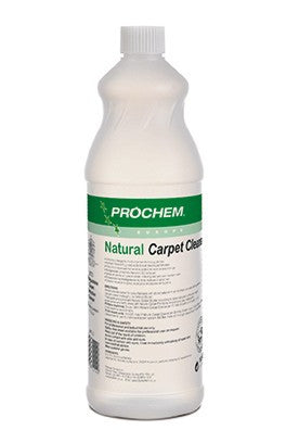 Prochem E772-01 Natural Carpet Cleaner 1 Litre