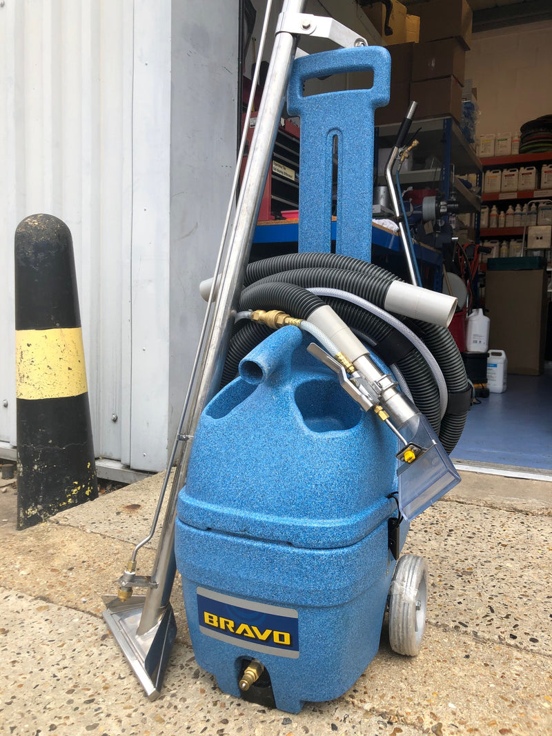 EX-DEMO Prochem BV300 Bravo Plus Compact Spotter Carpet Cleaning Machine with Wand + AC322B Hand Tool