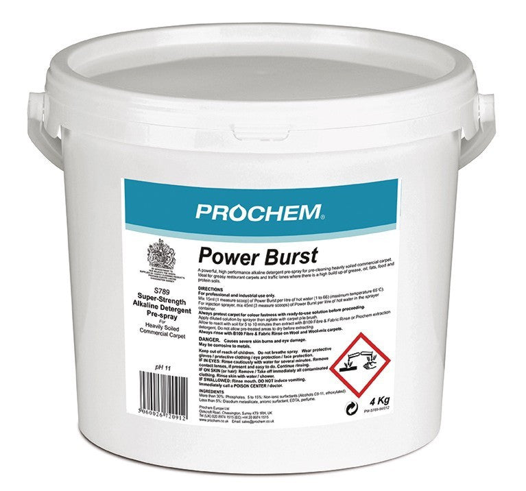 Prochem S789-04 Power Burst  4kg