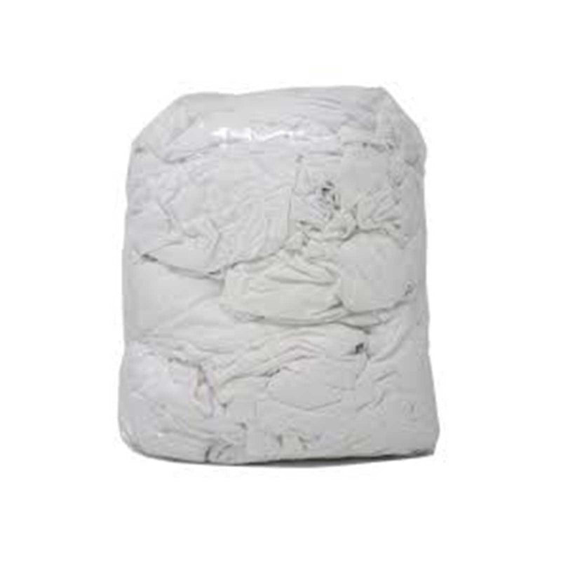 White Towel Cleaning Rags 10kg
