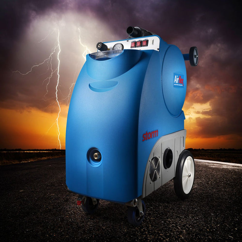 Airflex Storm Carpet Cleaning Machine 220psi