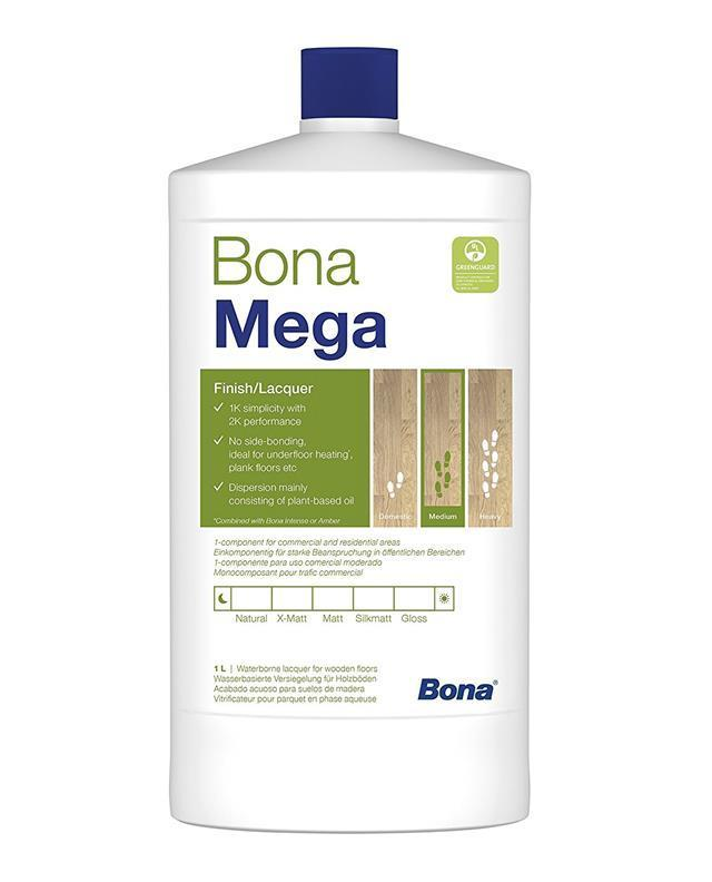 Bona Mega Varnish 1L (MATT) WT133613012