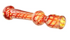 "FUMED RIBBON CHILLUM 5.5"" <span class=""fo_tab"" data-pro_type=""glass"">Glass</span>"