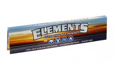 "ELEMENTS ROLLING PAPERS KING SIZE <span class=""fo_tab"" data-pro_type=""papers"">Papers</span>"