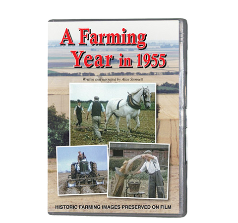 A Farming Year in 1955 (DVD 001)