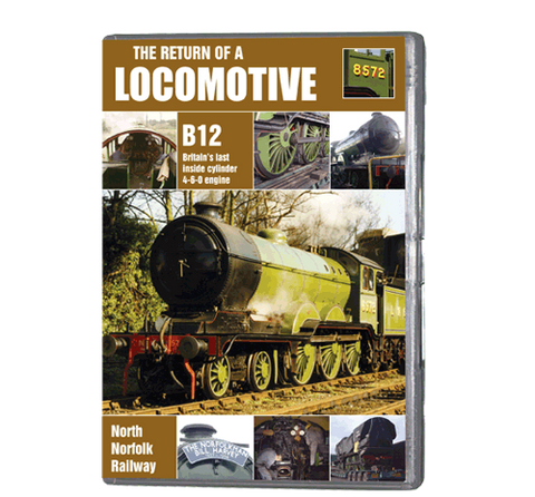 B12 - The Return of a Locomotive (DVD 061)