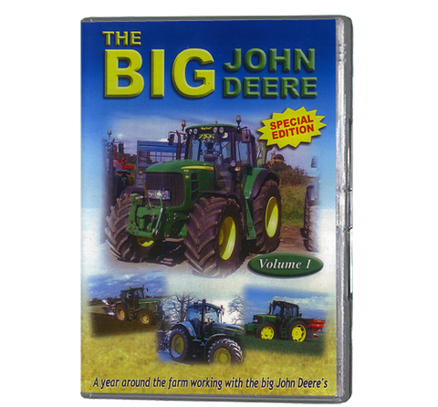 The Big John Deere 1 (DVD)