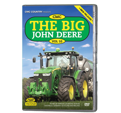 The Big John Deere 10 (DVD 228)