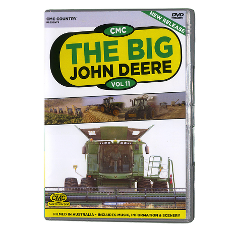 The Big John Deere 11 (DVD)