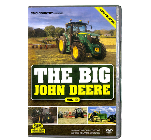 The Big John Deere 12 (DVD202)