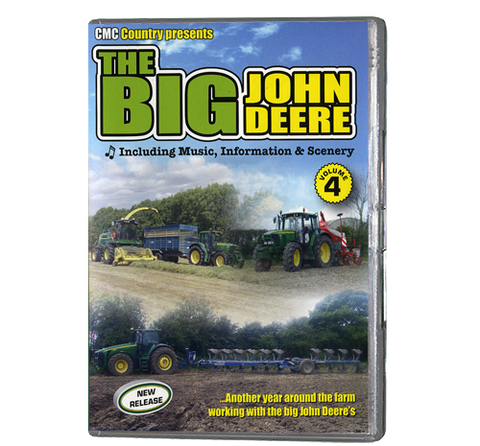 The Big John Deere 4 (DVD)