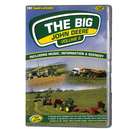 The Big John Deere 6 (DVD)