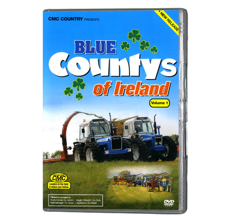 Blue Countys of Ireland (DVD201)