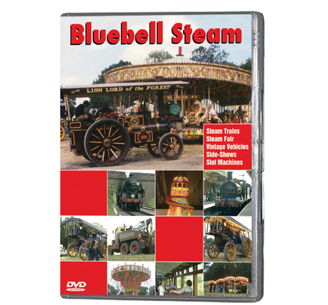 Bluebell Steam (DVD)