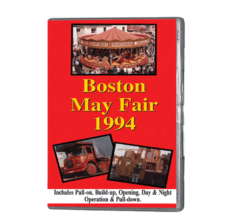Boston May Fair (DVD 076)