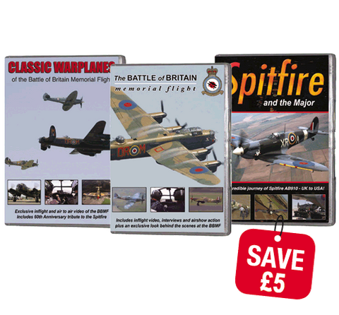 Bundle - Battle of Britain Memorial Flight (DVD)