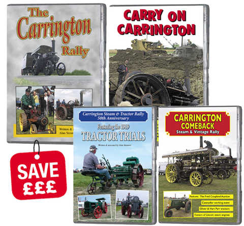 Bundle - Carrington Rally collection (DVD)