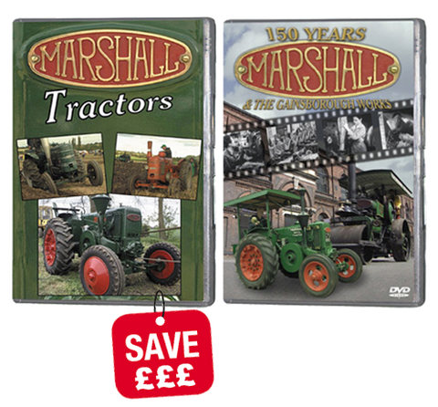 Bundle - Marshall Tractors (DVD)