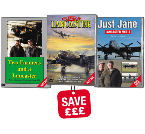 Bundle - Two Farmers and a Lancaster series (DVD 310)