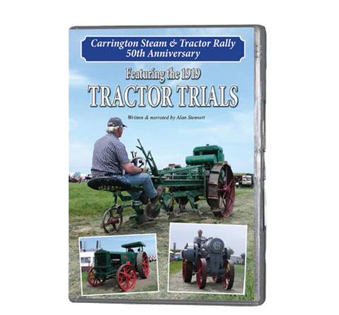 Carrington 50th - Tractor Trials (DVD 107)