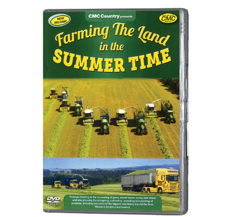 Farming the Land in Summertime 1 (DVD 507)