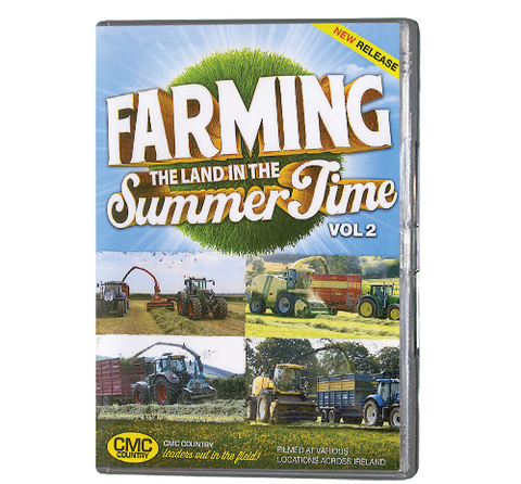 Farming the Land in the Summertime 2 (DVD 220)