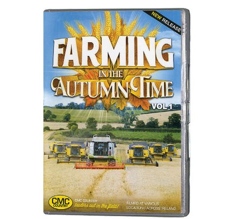 Farming the Land in Autumntime 1 (DVD 221)