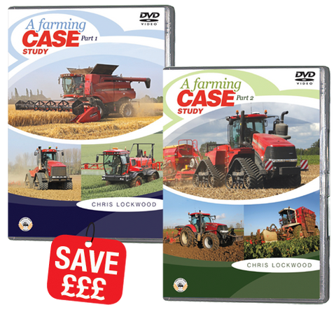 Bundle - A Farming Case Study, Parts 1 & 2 (DVD 271)