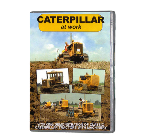 Caterpillar at Work (DVD 020)