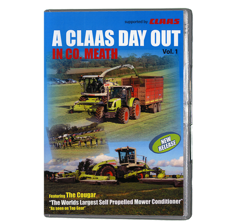 A Claas Day Out in Co. Meath (DVD)