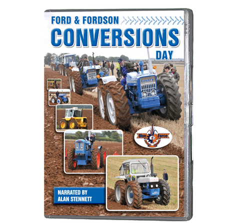 Ford & Fordson Conversion Day (DVD 120)
