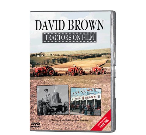 David Brown - Tractors on Film (DVD 056)