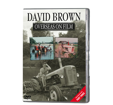 David Brown - Overseas on Film (DVD 079)