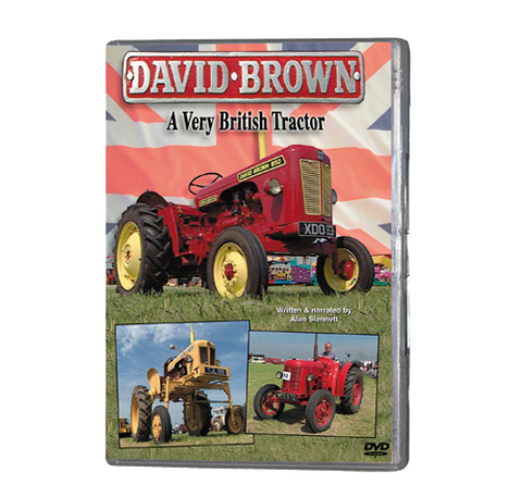 David Brown - A Very British Tractor (DVD 012)