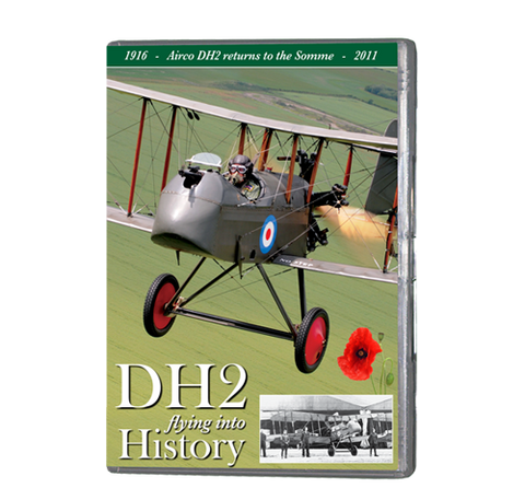 DH2 Flying Into History (DVD 118)