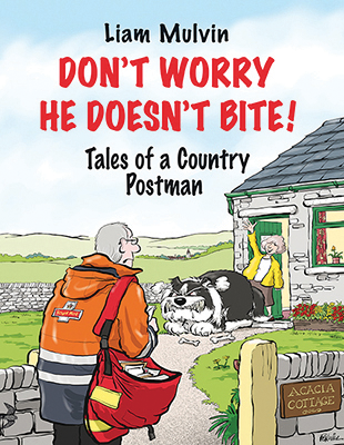 Don't Worry He Doesn't Bite! (BOOK 033)