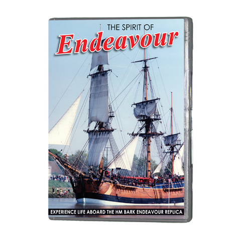 Spirit of Endeavour (DVD 037)