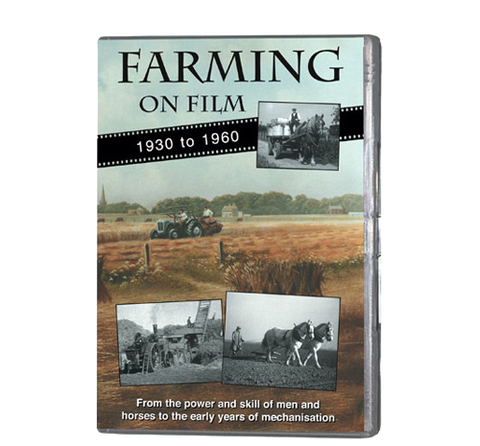Farming on Film 1 - 1930 to 1960 (DVD 002)
