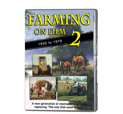 Farming on Film 2 - 1955 to 1979 (DVD 003)