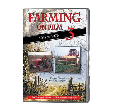Farming on Film 3 - 1947 to 1979 (DVD 090)