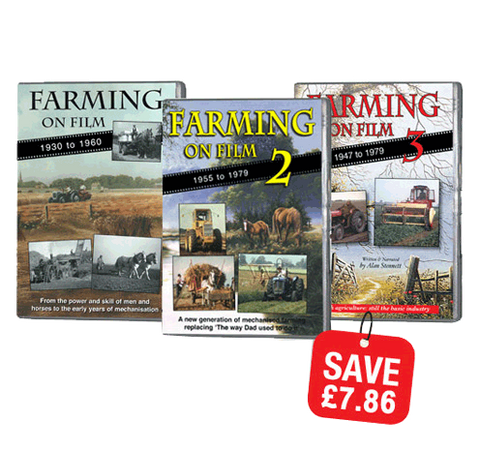 Bundle - Farming on Film Series (DVD300)