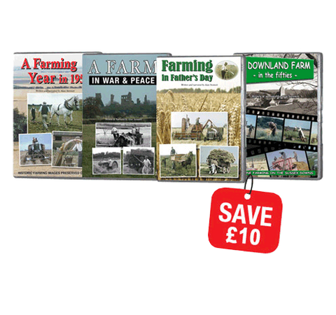 Bundle - Farming Archive collection (DVD420)