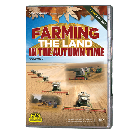 Farming the Land in Autumntime 2 (DVD 229)