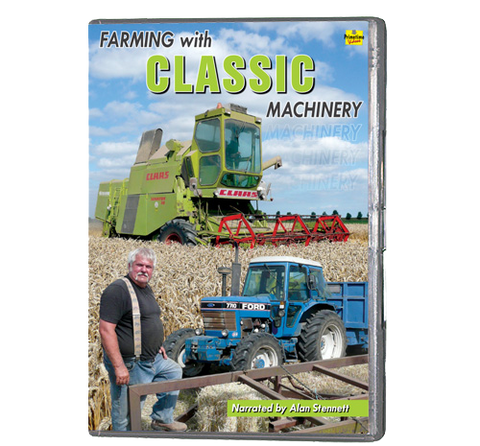Farming With Classic Machinery (DVD 126)