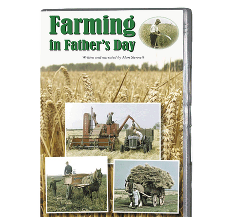 Farming in Father's Day (DVD 099)