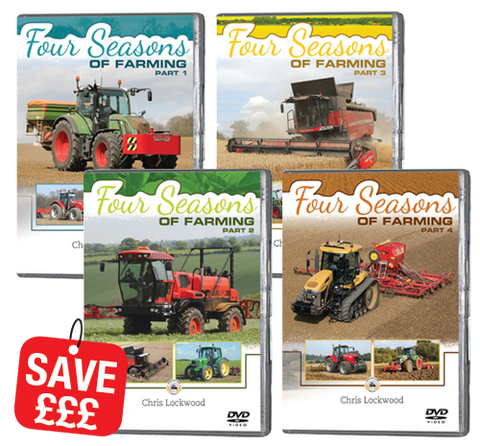 Bundle - Four Seasons of Farming (DVD 235)
