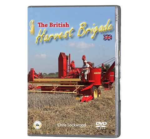 The British Harvest Brigade (DVD 276)