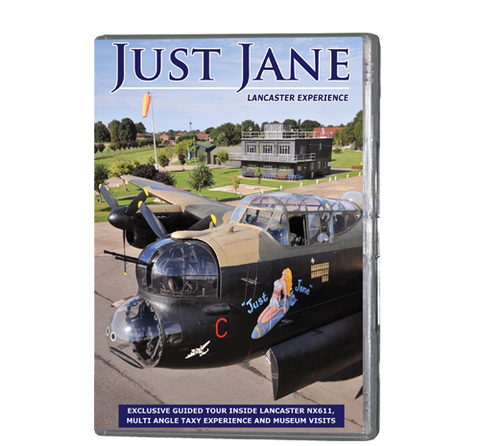 Just Jane Lancaster Experience (DVD 119)
