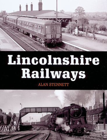 Lincolnshire Railways (BOOK)
